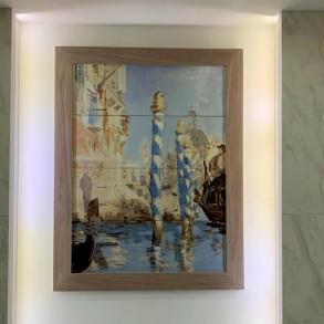El Gran Canal Venecia