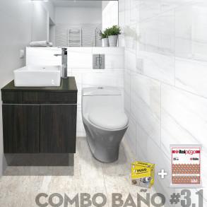 COMBO RAVELLO BLANCO/FORTEZZA PEGO +BOQ