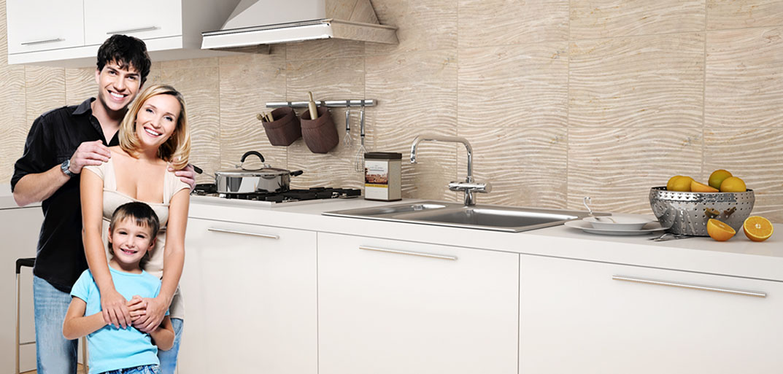 Paredes para cocina cer mica italia - Ceramica de cocina ...